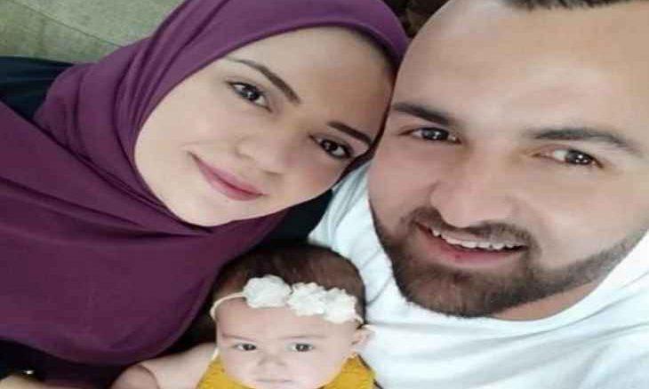 الأسيرة المحررة أنهار الديك تضع مولودها علاء تحت الإقامة الجبرية (صور)