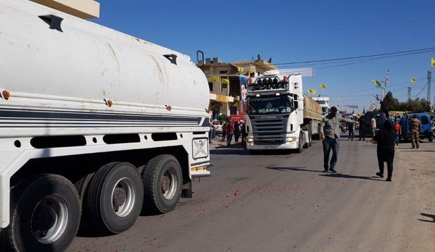 لبنان: وصول الشحنة الأولى من الوقود الإيراني