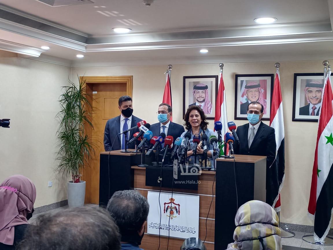 دول خط الغاز العربي يتفقون على إمداد لبنان بالغاز عبر دمشق وعمان