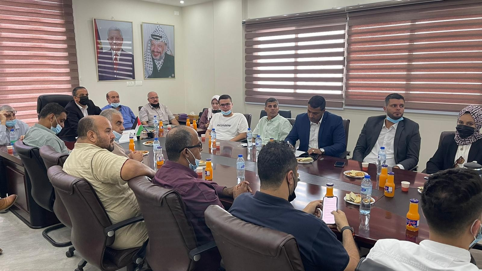 منح شهادة الجودة لـ 24 شركة ومصنع في الضفة وغزة