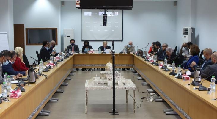 العسيلي يدعو الدول المانحة ببذل الجهود لتحسين الاقتصاد الفلسطيني