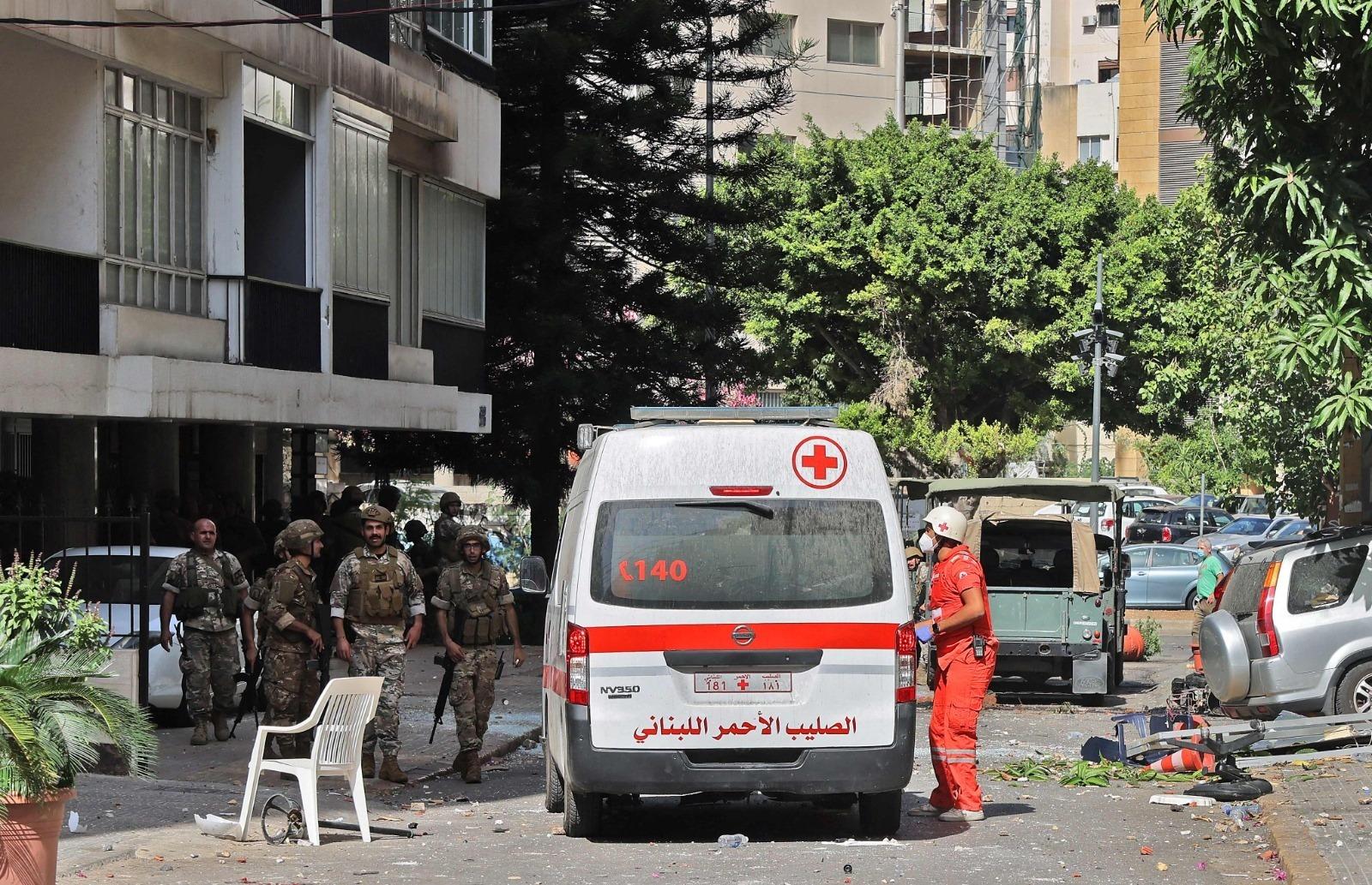 لبنان: قتلى وإصابات في اشتباكات اندلعت بعد رفض تنحية محقق مرفأ بيروت